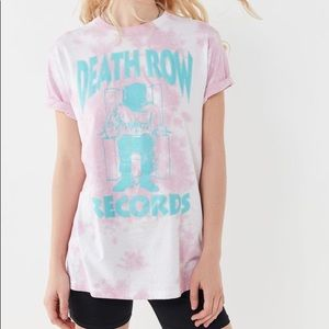 Urban Outfitters Death Row Records Tee